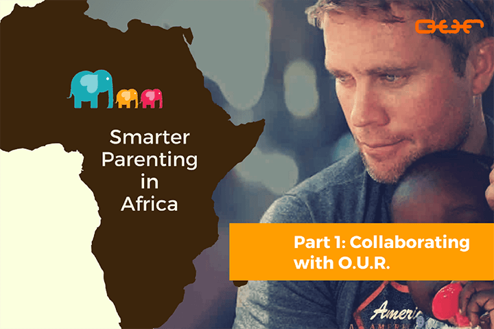 Aftercare Mission to Africa with OUR