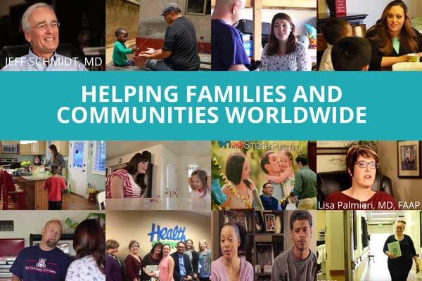 Helping local and worldwide communitities