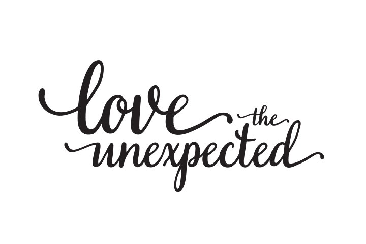 Love the Unexpected