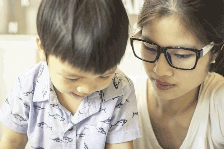 Teaching frustration tolerance to kids