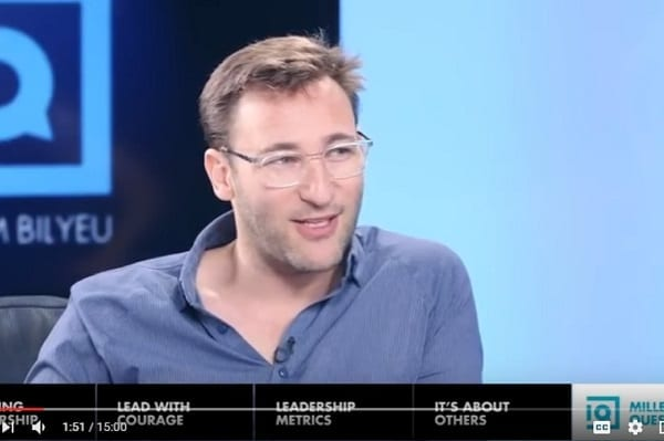 Failed parenting strategies for millennial's: Simon Sinek is partially wrong