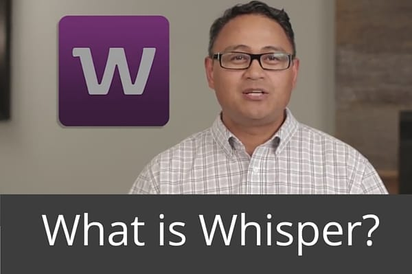 What is Whisper? An app review for parents