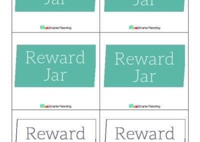 Effective Praise: Reward Jar Green Box