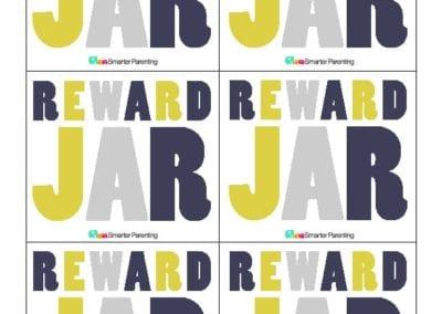 Effective Praise: Reward Jar Stacked