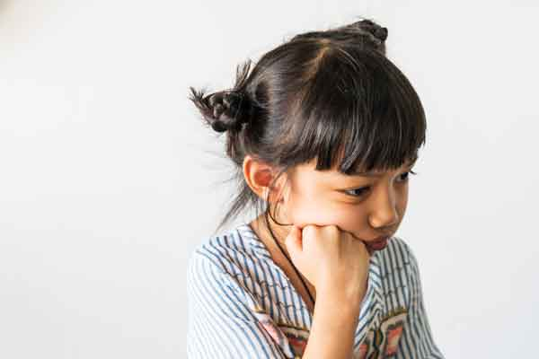 Reduce anxiety in children through Role-play