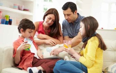 How to make family meetings successful: 6 family meeting rules