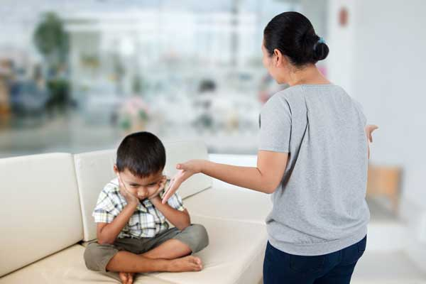 5 Things you should never say to your child