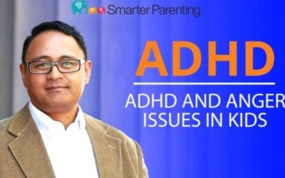 #7: ADHD anger issues: Episode 7 of the ADHD Parenting Podcast