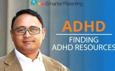#3: Finding ADHD Resources: Episode 3 of the ADHD Parenting Podcast