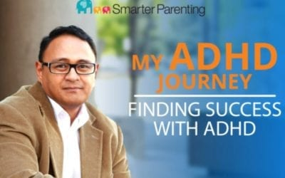#4: My ADHD journey: Episode 4 of the ADHD Parenting Podcast