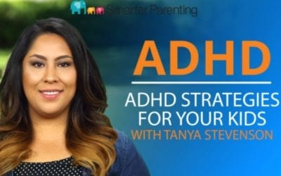 #5: ADHD strategies for kids with Tanya Stevenson: Episode 5 of the ADHD Parenting Podcast