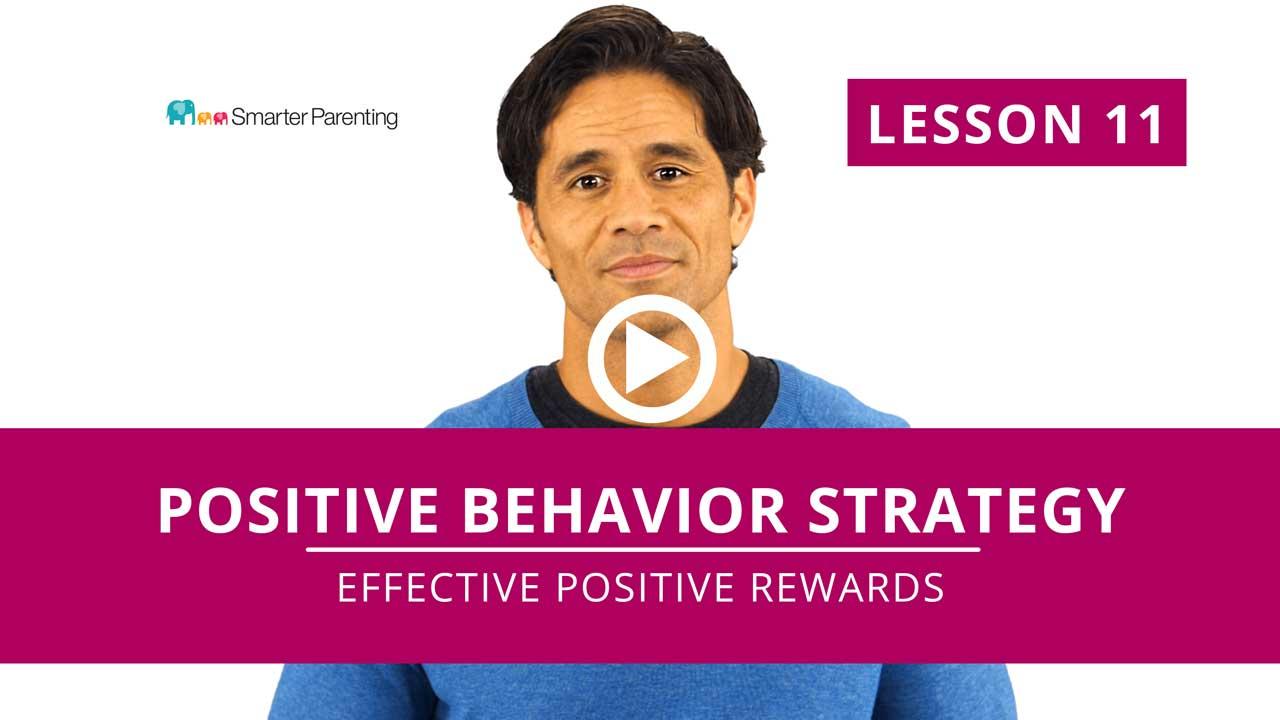 Effective Positive Rewards lesson link