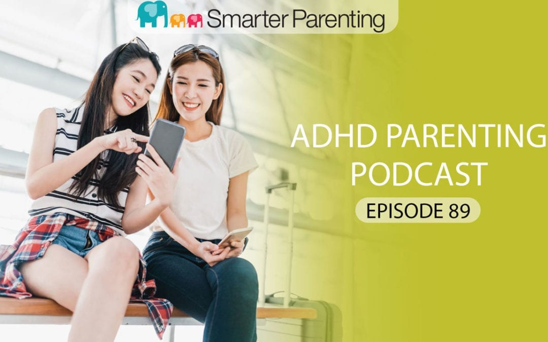 Help kids navigate the world - special episode - title grpahic
