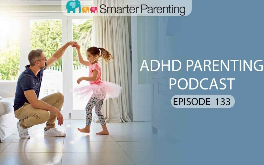 Ep #133: Putting in the work and becoming a parenting master
